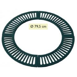 Grille d'arbre chataignier diam 125,5 cm diam int. 79,5 cm