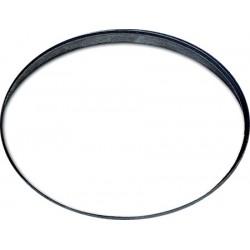 Cadre acier monobloc pour grille d'arbre diam 100 cm