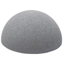 Borne Cassia demi ronde diam 45x22,5 cm