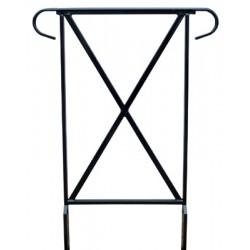 barrière Assia L50 cm avec crosse sans rosace
