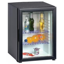 Minibar Courtoisie porte vitree 40L