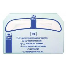 Boite de 250 protections siège toilette