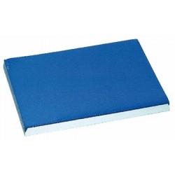 Carton de 500 sets de table papier 30 x 40 cm bleu marine