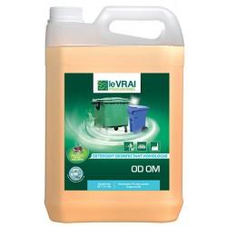 Désinfectant materiel et locaux à ordure od om 5L