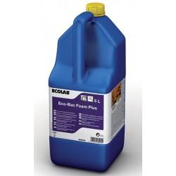 Détergent désinfectant ecobac foam plus 5L