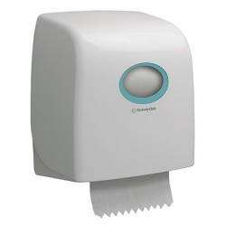 Distributeur essuie mains rlx Slimroll Aquarius