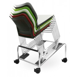 Chariot pour chaise coque Calado