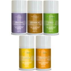 Carton de 12 recharges de parfum Fruits & Flavors 270 ml