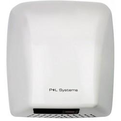 Sèche-mains Eco Design 2100 W métal blanc