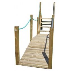 Module Handi Acces pont escalier en couloir
