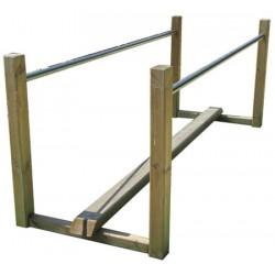 Module Handi Acces poutre d'équilibre en couloir