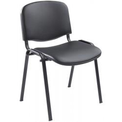Chaise empilable et accrochable Anne tissu non feu M2